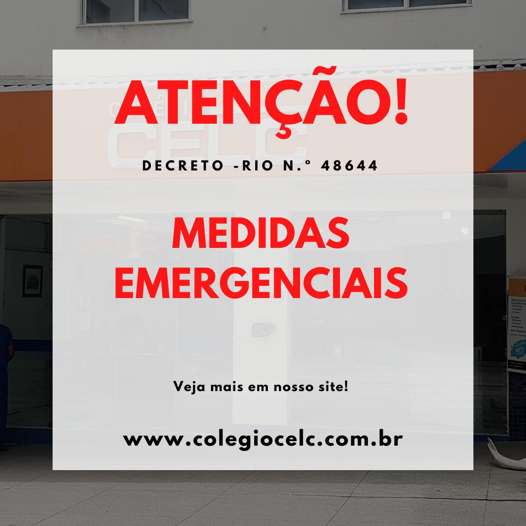 COMUNICADO AOS RESPONSÁVEIS – FERIADO ANTECIPADO