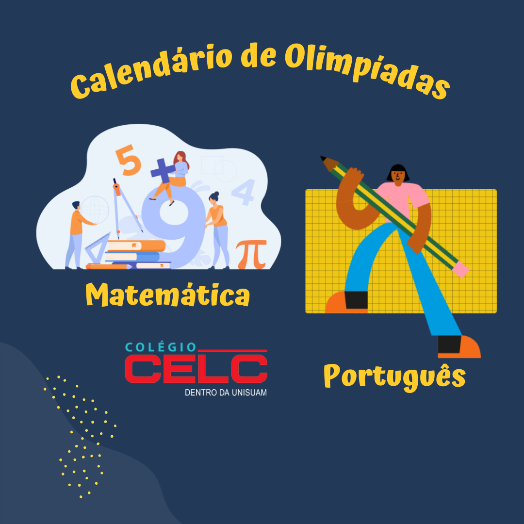 Calendário de Olimpíadas